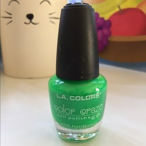 L.A. Colors Color Craze Polish